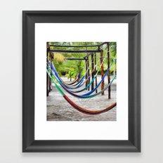 Relax........... Framed Art Print