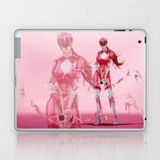 Pink Ranger Laptop & iPad Skin