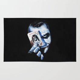 Why So Serious? Rug