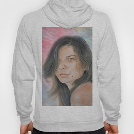 Beautiful and Sexy Actress Jeananne Goossen IV Altered Version Hoody