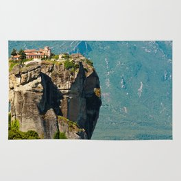 Greece Monastery Rug