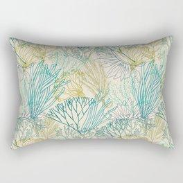 Flowing sea 2 Rectangular Pillow