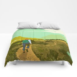 WARM TRAILS Comforters