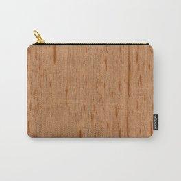 Cedar Spanish Wood Carry-All Pouch