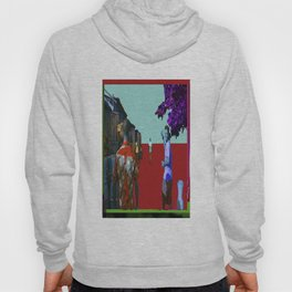 High Vibration…Ghana Hoody