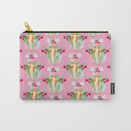 Venus rising pattern Carry-All Pouch