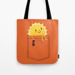 Pocketful of sunshine Tote Bag