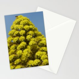 bee long Stationery Cards