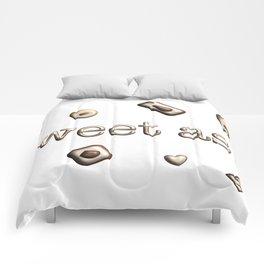 Sweet as Comforters