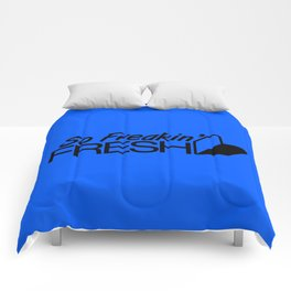 So Freakin' Fresh v5 HQvector Comforters