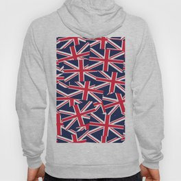 Union Jack Flags Hoody