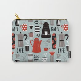 Coffee time Carry-All Pouch