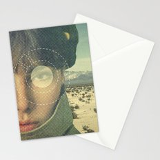 We do not truly see light, we only see slower things lit by it. Stationery Cards