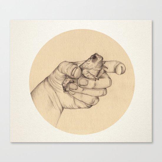 Organic III Canvas Print