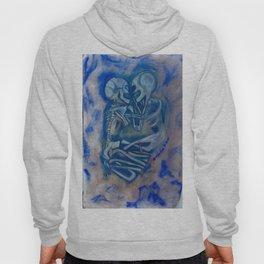 Eternal Embrace -blues Hoody