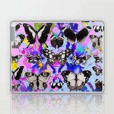 Tie Dye Butterflies Laptop & iPad Skin