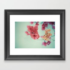 Spring bouquet 3 Framed Art Print