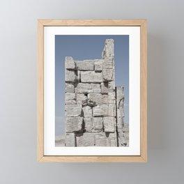 persepolise-ent. Framed Mini Art Print