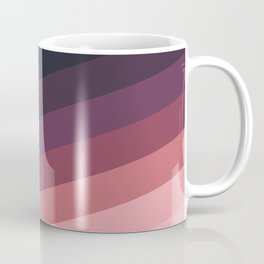 Purple Thunder Storm Coffee Mug
