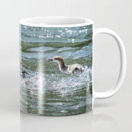 Bringing Up the Rear Coffee Mug