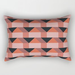HOUSES Rectangular Pillow
