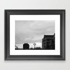 York (304) Framed Art Print