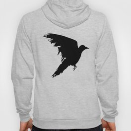 Ragged Raven Silhouette Hoody