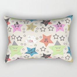 Monstars Rectangular Pillow