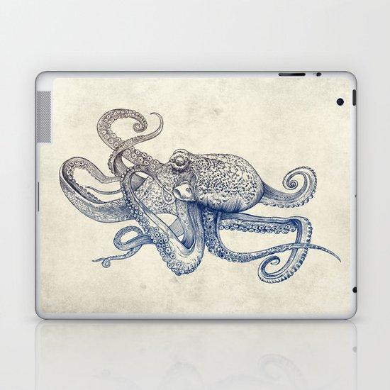 Octo Flow Laptop & iPad Skin
