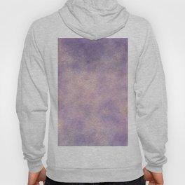 Modern glitter purple lavender watercolor wash Hoody