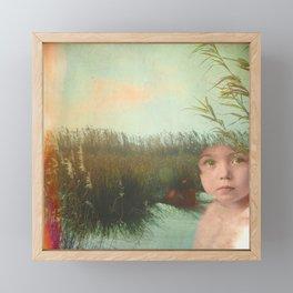 Memory 01 Framed Mini Art Print