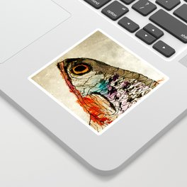 Fish III Sticker