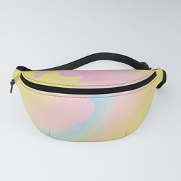 Sunny gold Fanny Pack