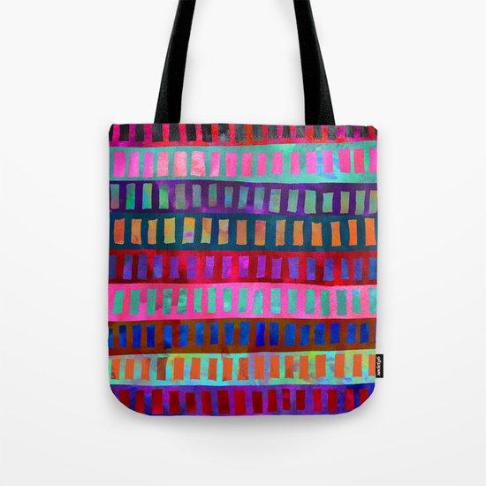 PATTERN {Geometric 001} Tote Bag
