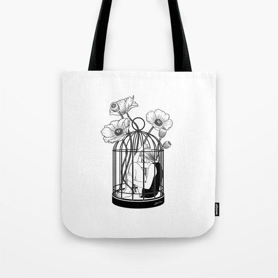The Loner Tote Bag