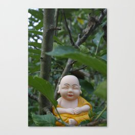 In Trees Canvas Print