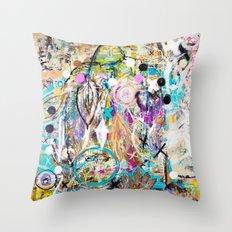 MARAKAME Throw Pillow