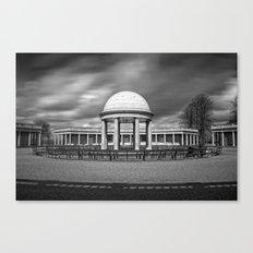 Bandstand at Eaton Park, Norwich, Norfolk Canvas Print