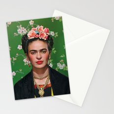 Frida Kahlo Photography I Stationery Cards