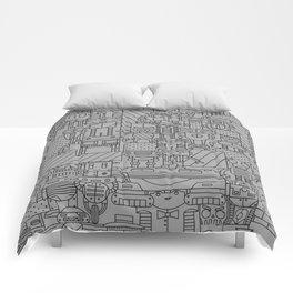 Bot City Comforters