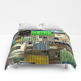 Sound of the favelas Comforters