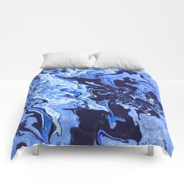 it's coming (for you) Comforters