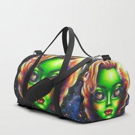 Iconic Alien Women: Marilyn Duffle Bag