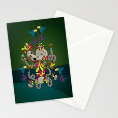 No more pills Stationery Cards