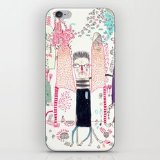 Cafe Stay in  iPhone & iPod Skin