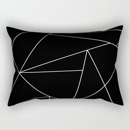 Invert origami Rectangular Pillow