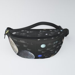 Small Bodies of the Solar System Fanny Pack