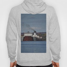 Roger Blough with Canada Hoody