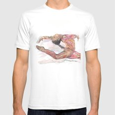 The Olympic Games, London 2012 White MEDIUM Mens Fitted Tee