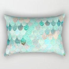 SUMMER MERMAID Rectangular Pillow
